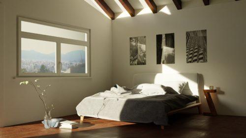 infografia dormitorio